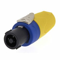 Neutrik NL4 FX-4 Yellow