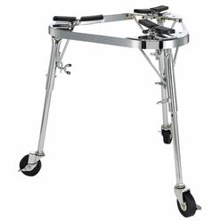 LP 636 Prof. Conga Stand w Wheels