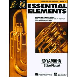 De Haske Essential Elements Baritone 1