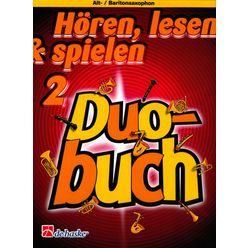 De Haske Hören Lesen Duobuch 2 Alto Sax