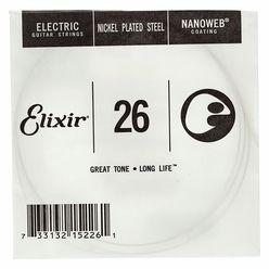 Elixir .026 Electric Guitar