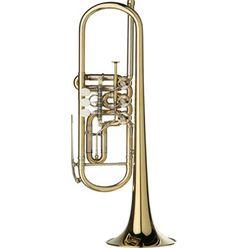 Gerd Dowids BZ Series GL 72 Bb-Trumpet