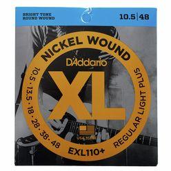 Daddario EXL110+