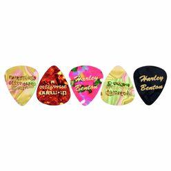 Harley Benton Guitar Pick Medium 5 Pack