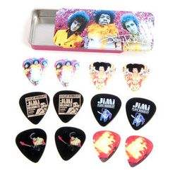 Dunlop Jimi Hendrix Plektrum Are you
