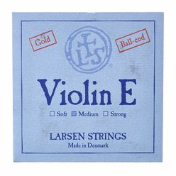 Larsen Violin SingleString E Gold KGL