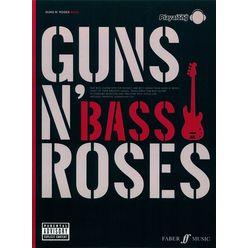 Faber Music Guns N´ Roses Bass