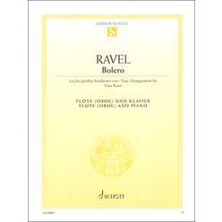 Schott Ravel Bolero Flute