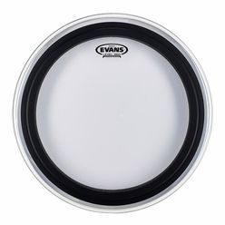 """Evans 18"""" EMAD2 Clear Bass Drum"""