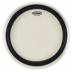 """Evans 20"""" EMAD2 Clear Bass Drum"""