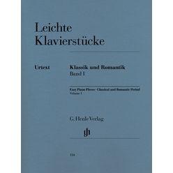Henle Verlag Leichte Klavierstücke 1