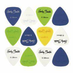 Harley Benton Nylon Player Pick Set 0,58mm
