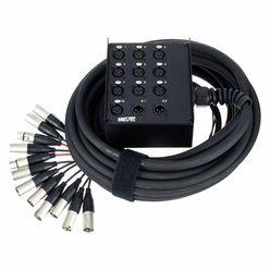 pro snake MTS10/2 S Multicore 10m