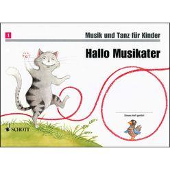 Schott Hallo Musikater