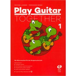 Edition Dux Play Guitar Together 1