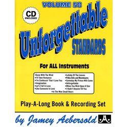 Jamey Aebersold Unforgettable Standards