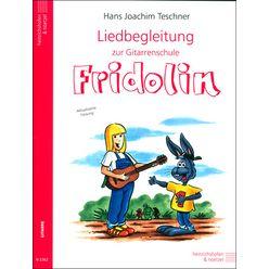 Heinrichshofen's Verlag Liedbegleitung Fridolin