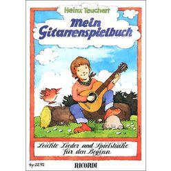 Ricordi Mein Gitarrenspielbuch