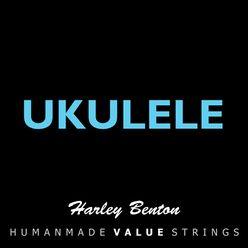 Harley Benton Valuestrings Uke Black