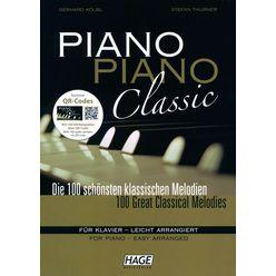 Hage Musikverlag Piano Classic Easy