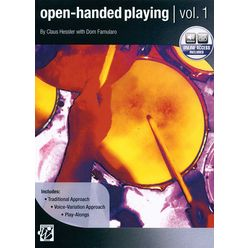 Alfred Music Publishing Open-Handed Playing 1