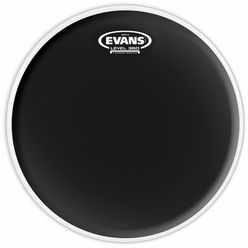 "Evans B12ONX2 12"" Drum Head Onyx BK"
