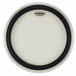 """Evans 20"""" GMAD Clear Bass Drum"""