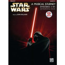 Alfred Music Publishing Star Wars Journey I-VI Horn