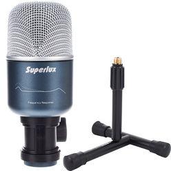 Superlux Pro 218A Bundle