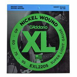 Daddario EXL220S