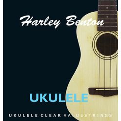 Harley Benton Valuestrings Uke Clear