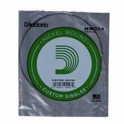 Daddario NW024 Single String