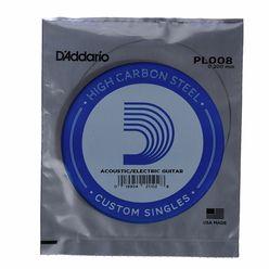 Daddario PL008 Single String