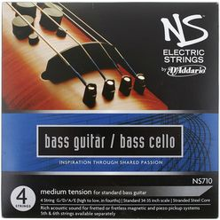 Daddario NS710 Omni-Bass