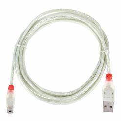 Lindy USb 2.0 Cable Typ A/Mini-B 3m