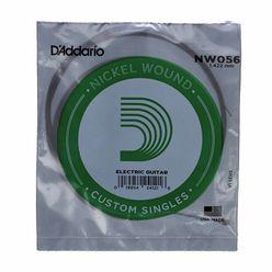 Daddario NW056 Single String