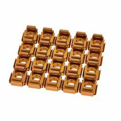 Adam Hall 5653 Rack Nut Pack