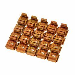 Adam Hall 5652 Rack Nut M6 Pack