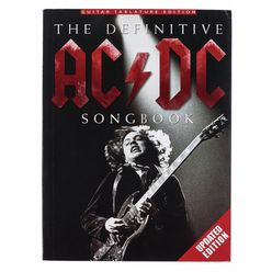 Wise Publications AC/DC Definitive Songbook