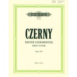 Edition Peters Czerny Erster Lehrmeister