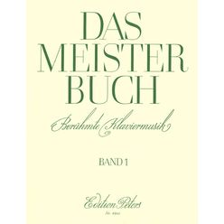 Edition Peters Das Meisterbuch 1