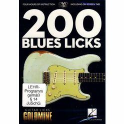 Hal Leonard 200 Blues Licks