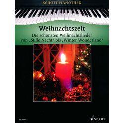 Schott Pianothek Weihnachtszeit