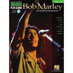 Hal Leonard Drum Play-Along Bob Marley