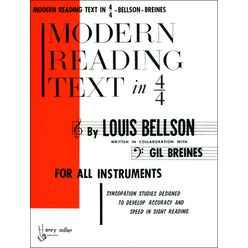 Alfred Music Publishing Modern Reading Text in 4/4