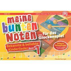 Edition Metropol Meine bunten Noten Kinder