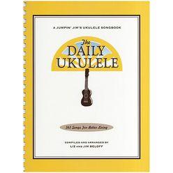 Hal Leonard The Daily Ukulele 365 Songs