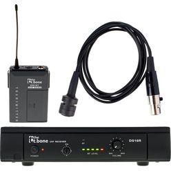 the t.bone TWS Lapel Set 600 MHz