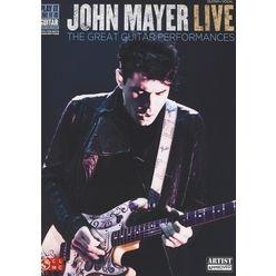 Hal Leonard John Mayer Live