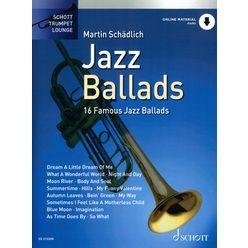 Schott Jazz Ballads Trumpet